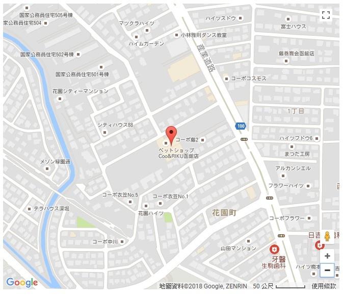 燒肉番長MAP