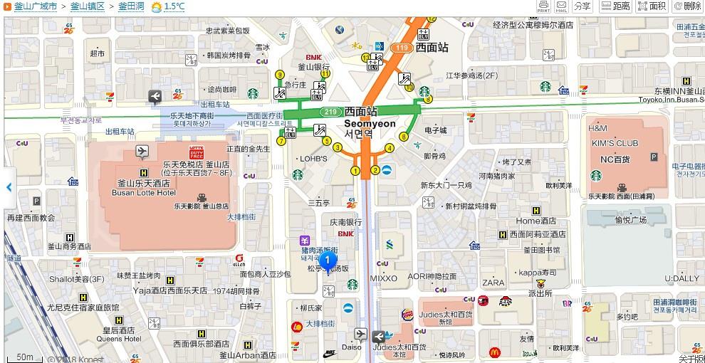 松亭三代豬肉湯飯MAP