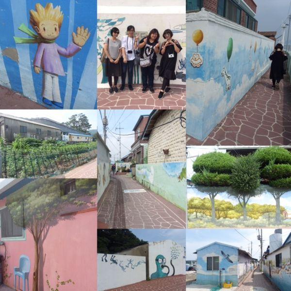000-加德島壁畫村